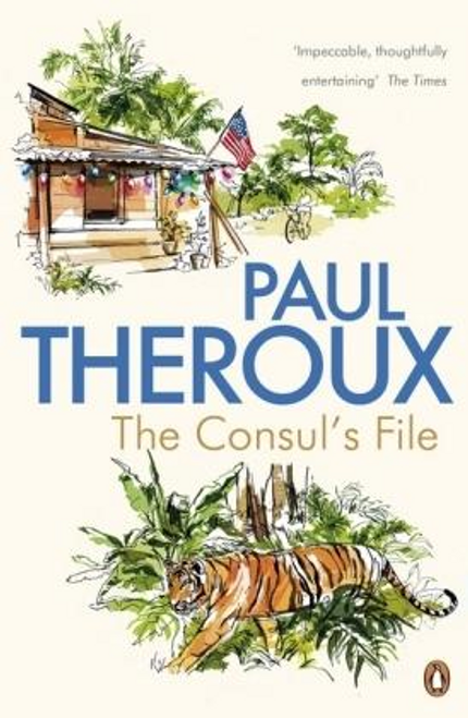Theroux, Paul / The Consul's File
