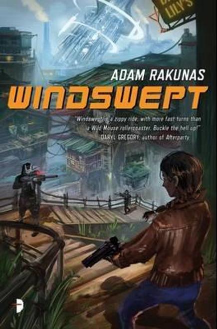 Rakunas, Adam / Windswept
