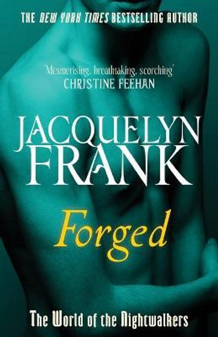 Frank, Jacquelyn / Forged