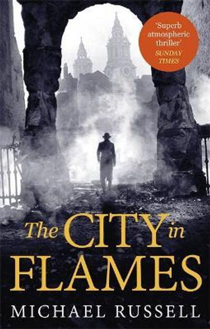 Russell, Michael / The City in Flames