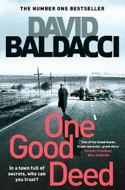 Baldacci, David / One Good Deed