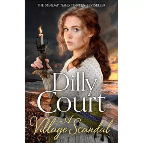 Court, Dilly / A Village Scandal