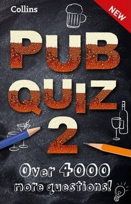 Collins Puzzles / Collins Pub Quiz 2