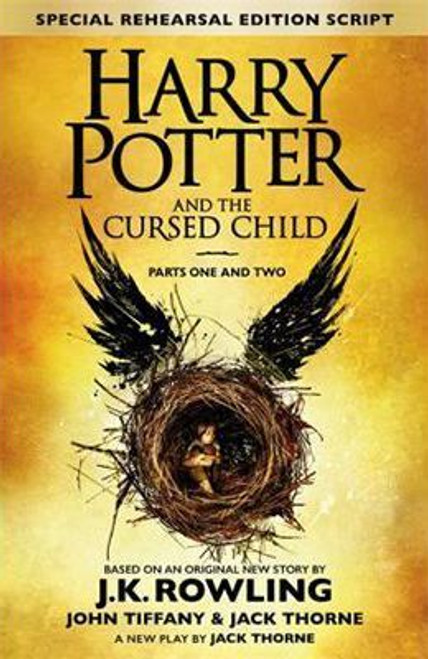 Harry Potter and the Cursed Child: Parts I & II (Large Print Paperback)