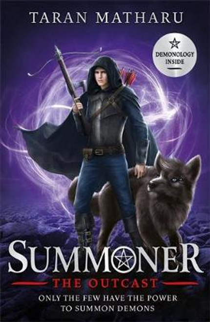 Matharu, Taran / Summoner: The Outcast : Book 4