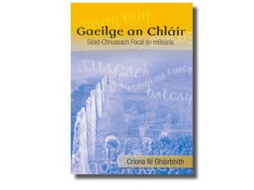 Ní Gháirbhith, Críona - Gaeilge an Chláir : Séad-Chnuasach Focal  ón mBéarla