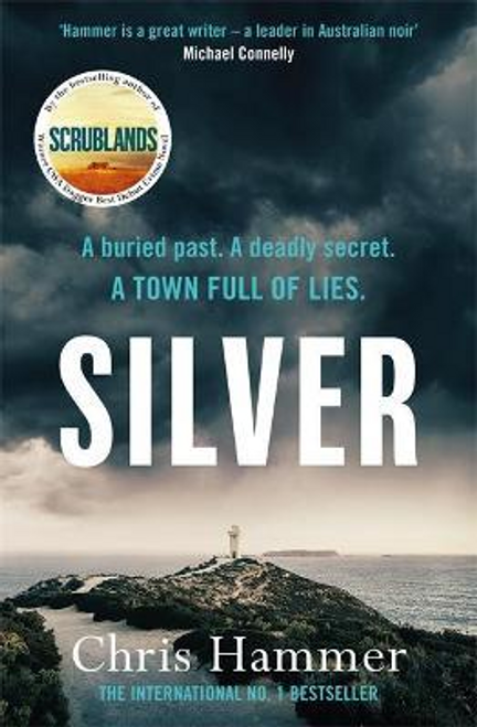 Hammer, Chris / Silver (Large Paperback)