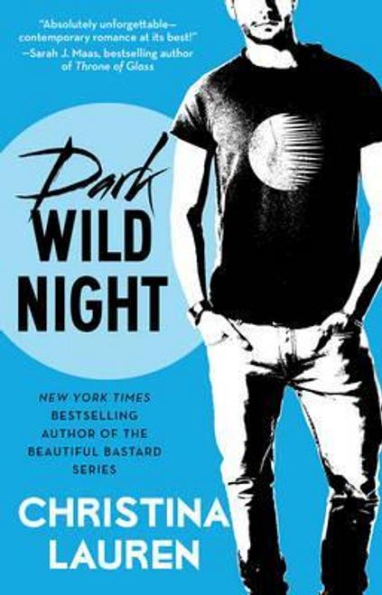 Lauren, Christina / Dark Wild Night (Large Paperback)