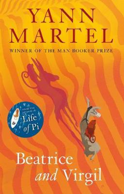 Martel, Yann / Beatrice and Virgil (Large Paperback)