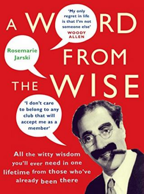 Jarski, Rosemarie / A Word From the Wise (Large Paperback)