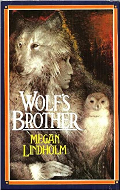 Lindholm, Megan / Wolf's Brother (Large Paperback)