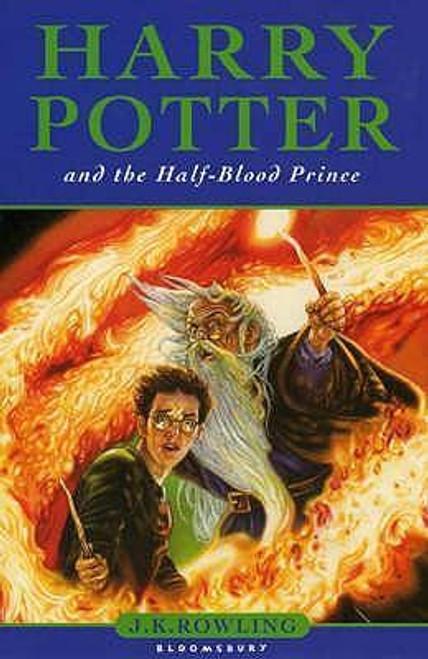 "Rowling, J.K / Harry Potter and the Half-Blood Prince ""Eleven Owls"" Mistake (First Edition Hardback) (Cover Illustration Jason Cockroft)"