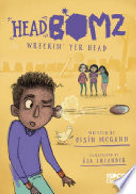 McGann, Oisin / Headbomz: Wreckin' Yer Head (Large Paperback)