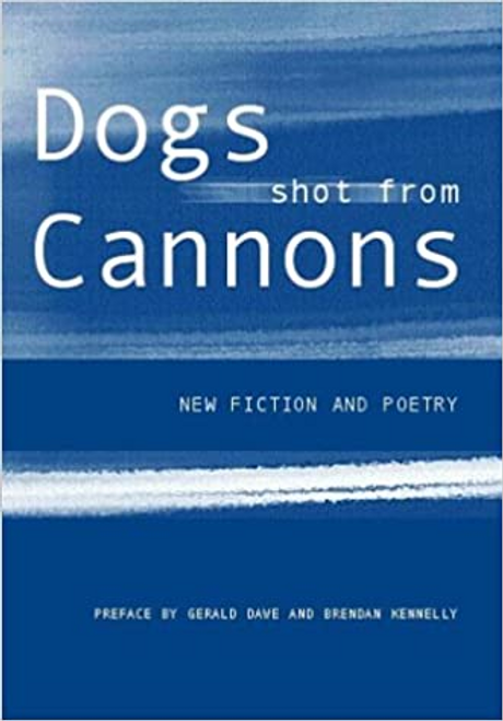 Enfield, Jonathan / Dogs Shot from Cannons (Large Paperback)