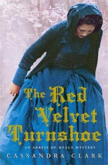 Clark, Cassandra / The Red Velvet Turnshoe (Large Paperback)