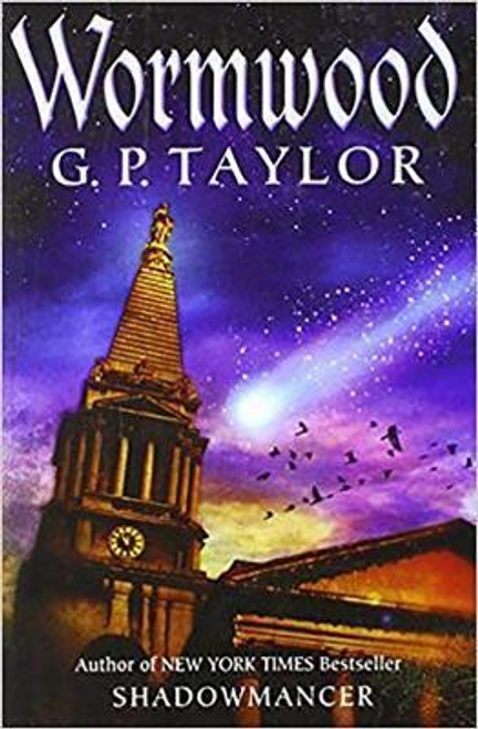 Taylor, G.P. / Wormwood (Large Paperback)