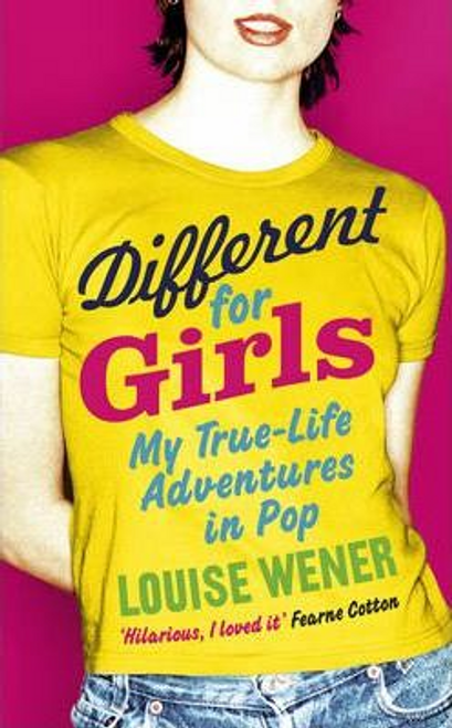 Wener, Louise / Different for Girls (Large Paperback)