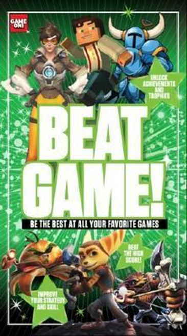 Game On! : Beat the Game (Large Paperback)