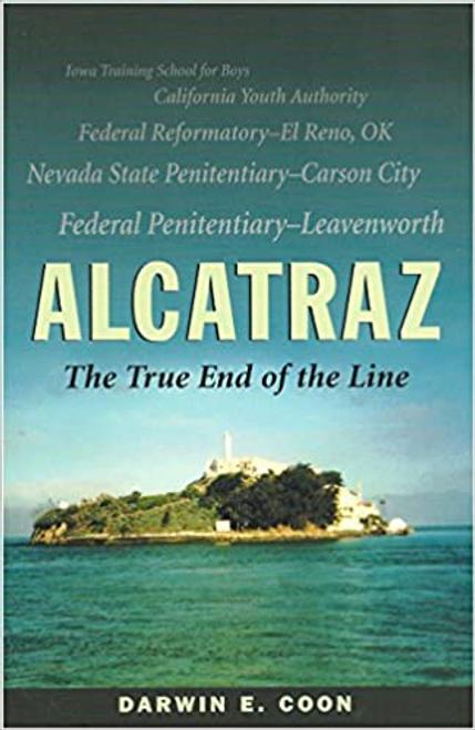 Coon, Darwin E. / Alcatraz (Large Paperback)