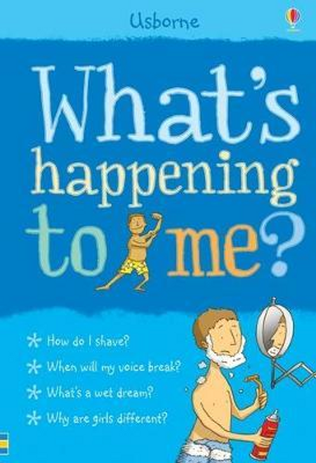 Frith, Alex / Whats Happening to Me? (Large Paperback)