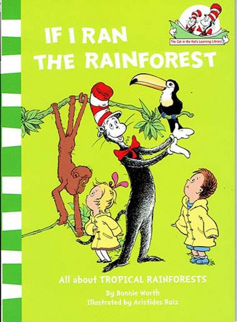Dr. Seuss / If I Ran The Rainforest (Large Paperback)