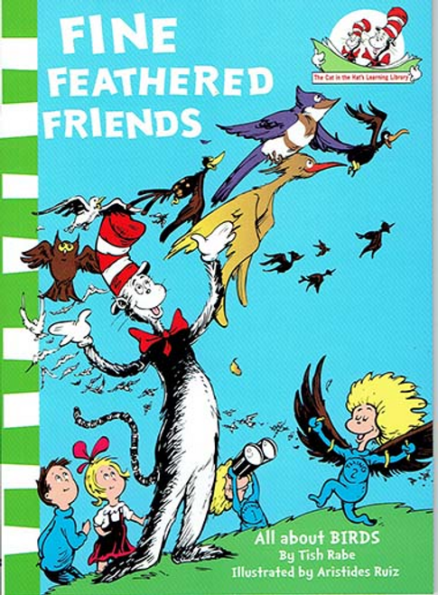 Dr. Seuss / Fine Feathered Friends (Large Paperback)