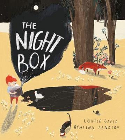 Greig, Louise / The Night Box (Children's Picture Book)