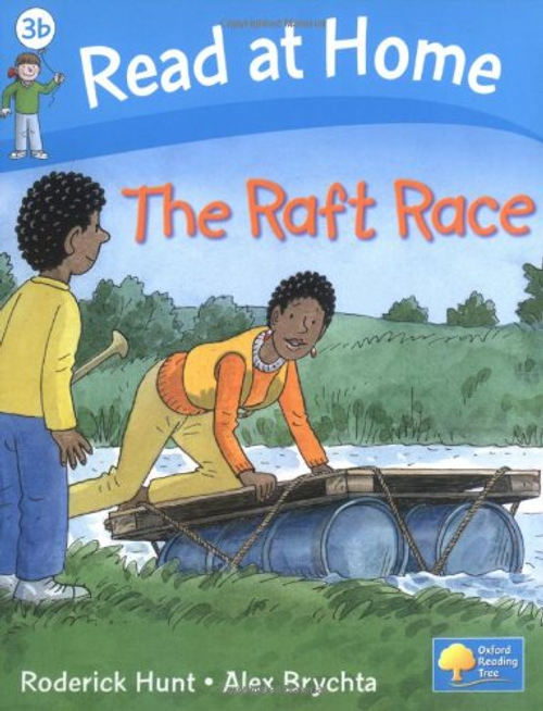 Hunt, Roderick / Read at Home The Raft Race (Children's Picture Book)