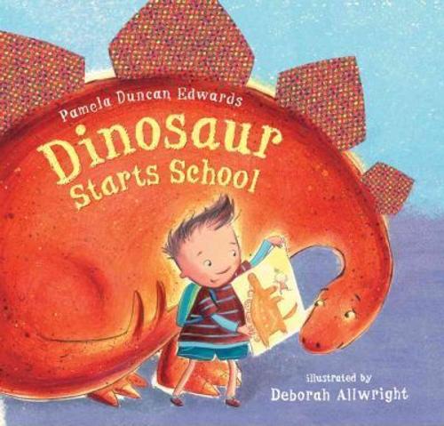 Edwards, Pamela Duncan / Dinosaur Starts School (Children's Picture Book)
