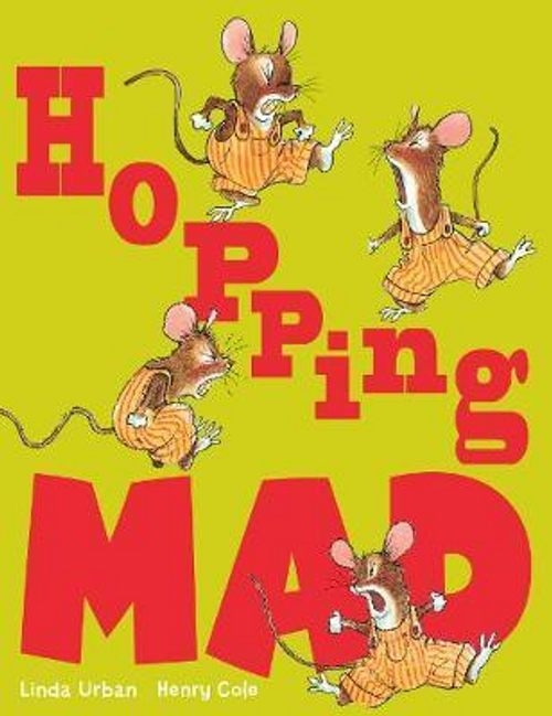 Urban, Linda / Hopping Mad (Children's Picture Book)