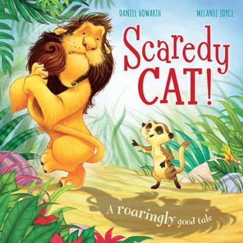 Howarth, Daniel / Scaredy Cat (Children's Picture Book)