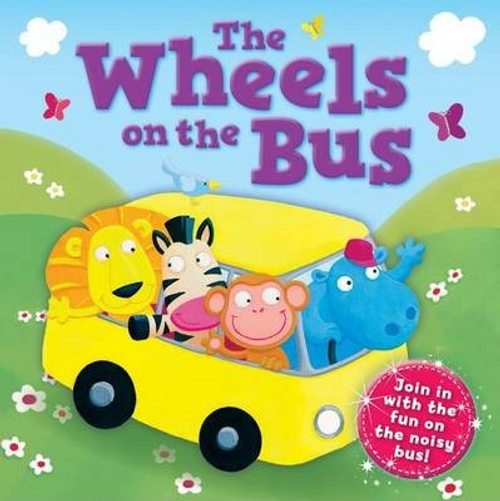 The Wheels on the Bus (Children's Picture Book)