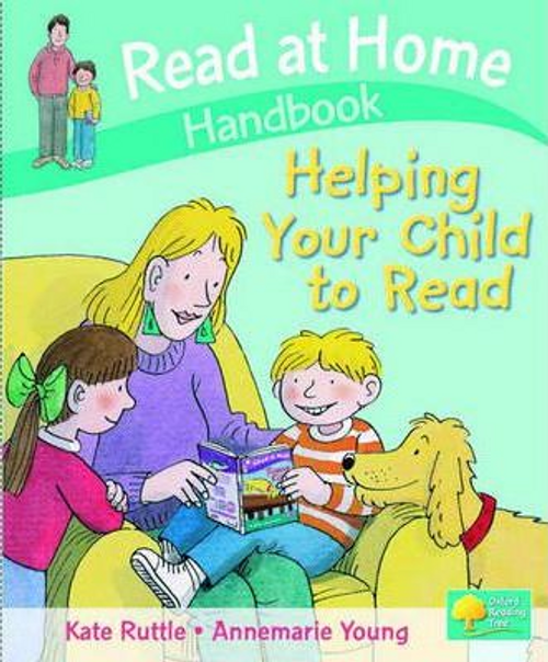 Ruttle, Kate / Read at Home: Helping Your Child to Read Handbook (Children's Picture Book)