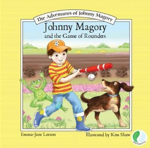 Leeson, Emma-Jane / The Adventures of Johnny Magory (Children's Picture Book)