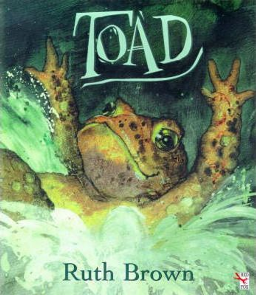 Brown, Ruth / Toad (Children's Picture Book)