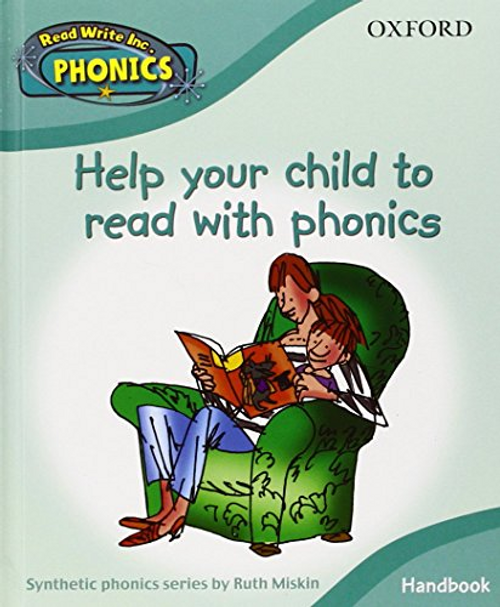 Miskin, Ruth / Read Write Inc. Phonics: Parent Handbook: Help your child read with phonics (Children's Picture Book)