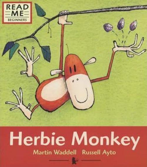 Waddell, Martin / Herbie Monkey (Children's Picture Book)