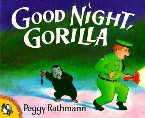 Rathmann, Peggy / Good Night, Gorilla (Children's Picture Book)