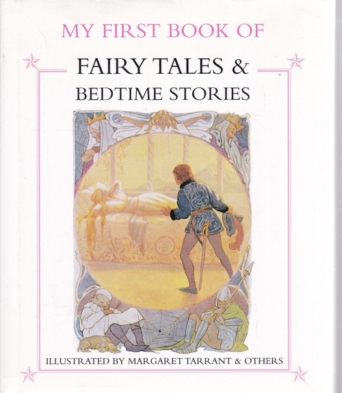 My first book of fairy tales and bedtime stories (Hardback)