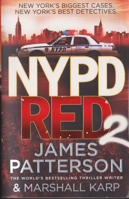 Patterson, James / NYPD Red 2