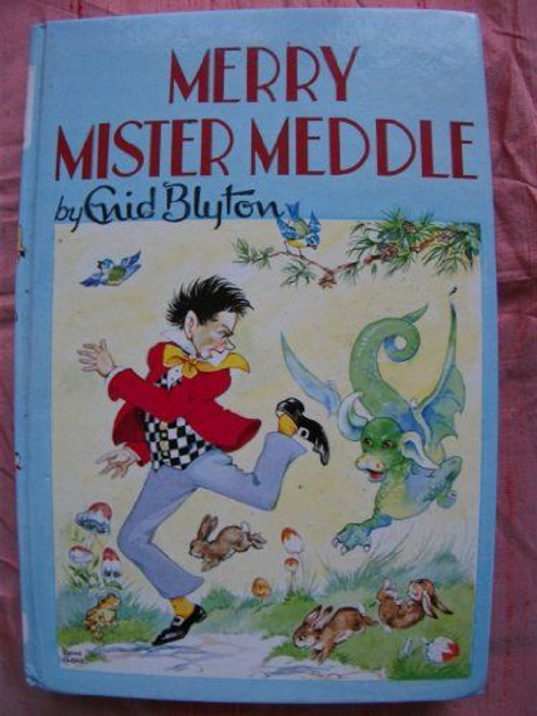 Blyton, Enid / Merry Mister Meddle (Hardback)
