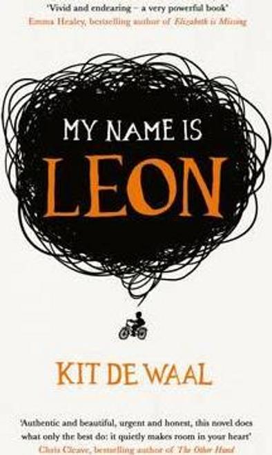De Waal, Kit / My Name Is Leon (Hardback)