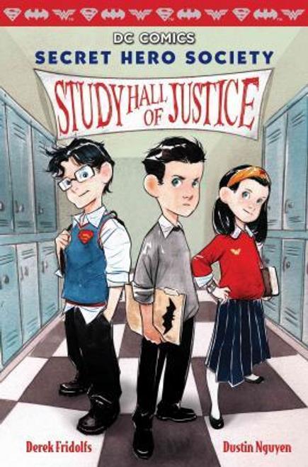Fridolfs, Derek / Study Hall of Justice (Hardback)