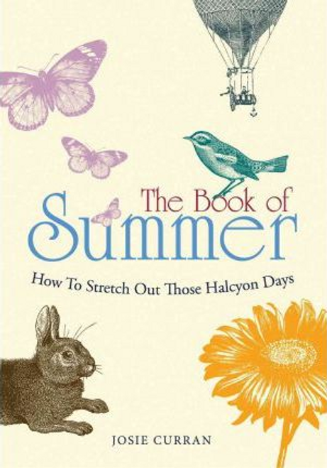 Curran, Josie / The Book of Summer (Hardback)