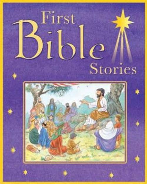 First Bible Stories (Hardback)
