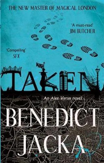 Jacka, Benedict / Taken
