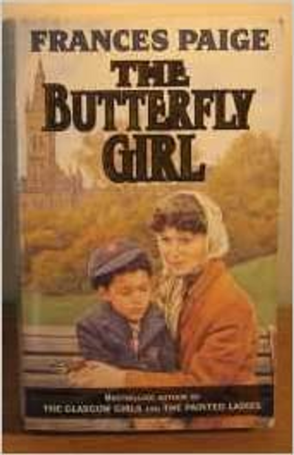 Paige, Frances / The Butterfly Girl