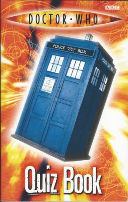 Cole, Stephen / Doctor Who: Quiz Book