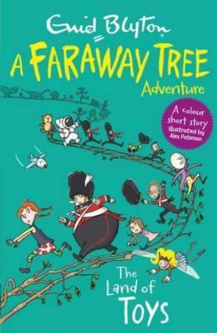 Blyton, Enid / The Land of Toys : A Faraway Tree Adventure
