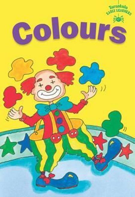 Hamilton, Judy / Colours